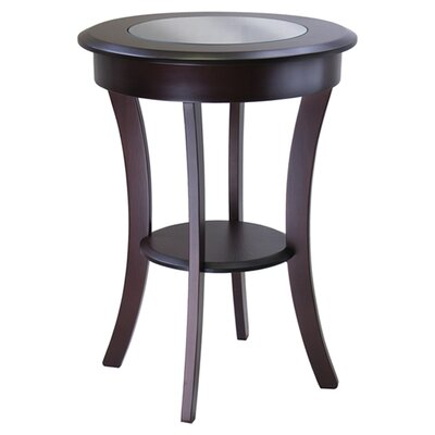 Cassie End Table by Winsome