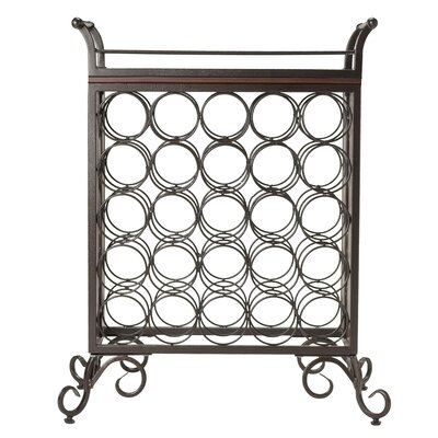 Silvano 25 Bottle Wine Rack by Winsome