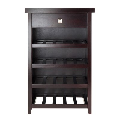 Zillah 20 Bottle Wine Cabinet by Winsome
