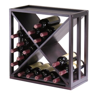 Kingston 24 Bottle Wine Rack by Winsome