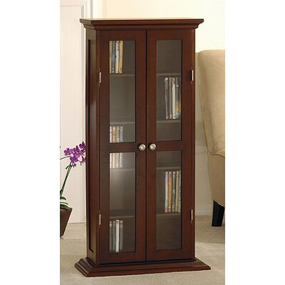 Winsome CD / DVD Multimedia Cabinet