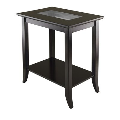 Genoa End Table by Winsome