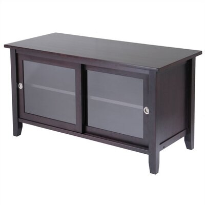 Espresso TV Stand by Winsome