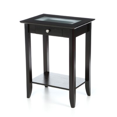 Syrah Multi-Tiered Telephone Table by Winsome