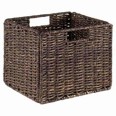 Granville Corn Husk Basket by Winsome