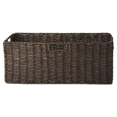 Granville Foldable Large Corn Husk Basket by Winsome