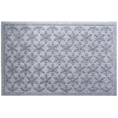 Weather Beater Snowflakes Doormat by Entryways
