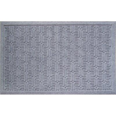 Entryways Weather Beater Geometric Doormat