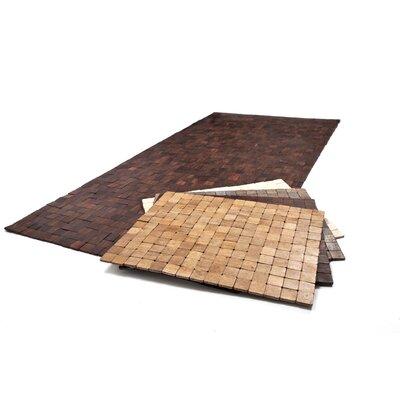 Entryways Mather Exotic Wood Mat Black 18x30 Amp Reviews