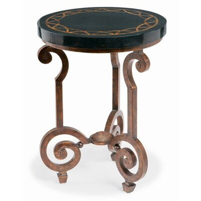 Connery Chairside Table by Bernhardt