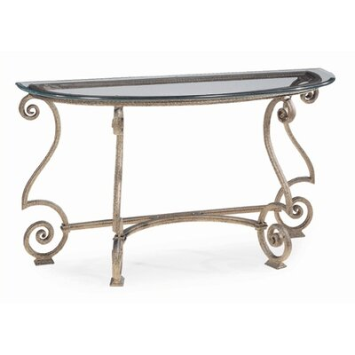 Solano Console Table by Bernhardt