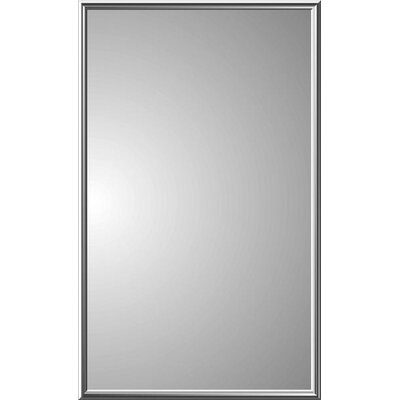 "Spacecab Regulus 16"" x 26"" Recessed Medicine Cabinet Product Photo"