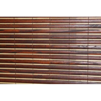 Simply Wood Roller Shade Product Photo