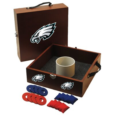 NFL Washer Toss Game Set by Tailgate Toss
