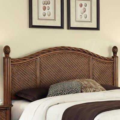 Home Styles Marco Island Wicker Headboard Amp Reviews Wayfair
