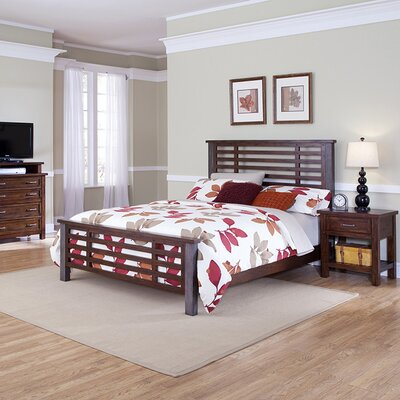 Home Styles Cabin Creek 2 Piece Bedroom Set