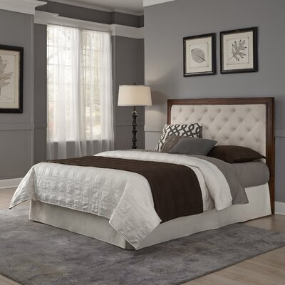 Duet Tufted Diamond Panel Headboard by Home Styles