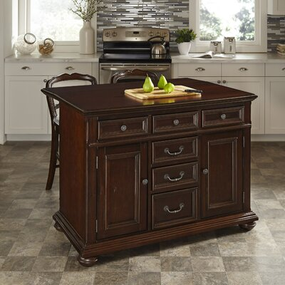 Colonial Classic Kitchen Island Set Product Photo