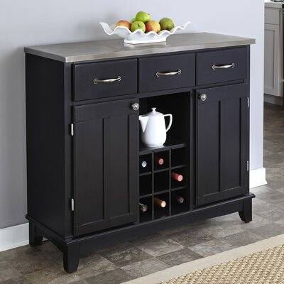 Somerset 3 Drawer Buffet by Home Styles