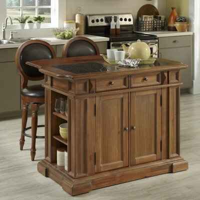 Americana Kitchen Island Set Product Photo