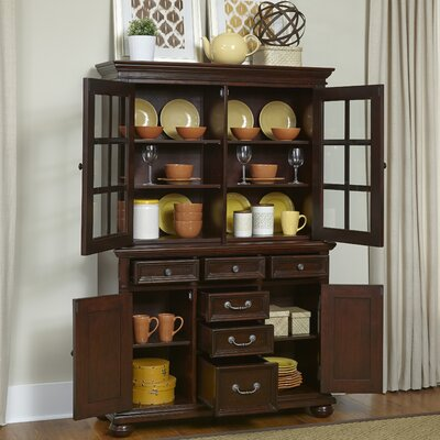 Colonial Classic China Cabinet by Home Styles