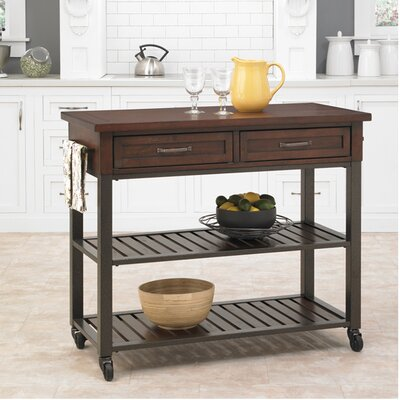 Cabin Creek Kitchen Island Product Photo