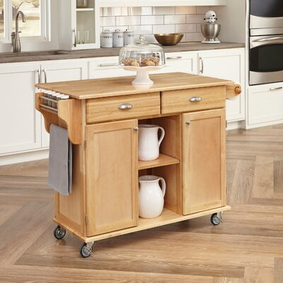 Bessie Kitchen Island by Home Styles