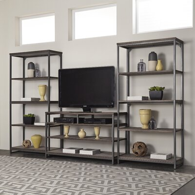Barnside Metro Entertainment Center by Home Styles