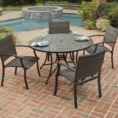 Home Styles Stone Harbor 5 Piece Dining Set & Reviews