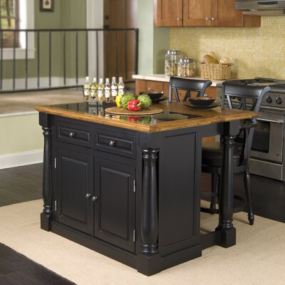 home styles monarch kitchen island amp reviews wayfair