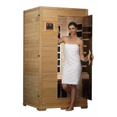 Dynamic Infrared Studio 1-2 Person Carbon FAR Infrared Sauna & Reviews ...