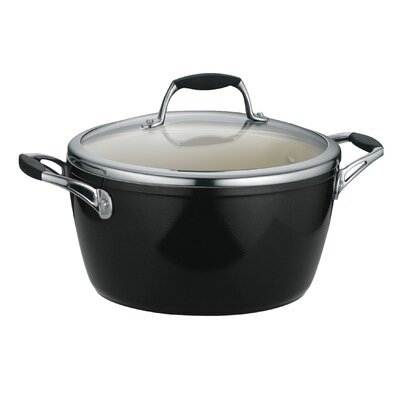 Ceramica 01 Deluxe 5 Qt. Porcelain Round Dutch Oven by Tramontina