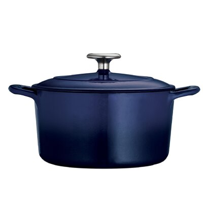 Series 1000 3.5 Qt. Cast Iron Round Dutch Oven by Tramontina