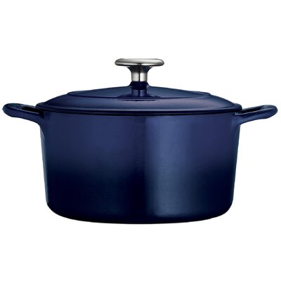 Series 1000 6.5 Qt.Cast Iron Round Dutch Oven by Tramontina