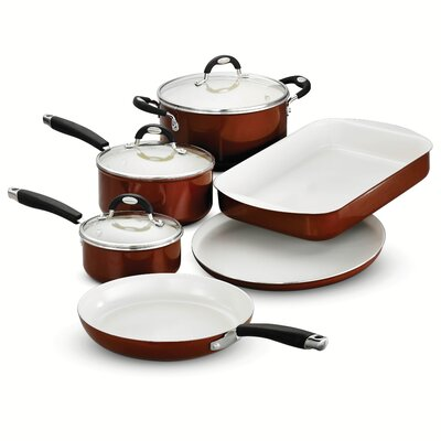 9 Piece Cookware Set by Tramontina