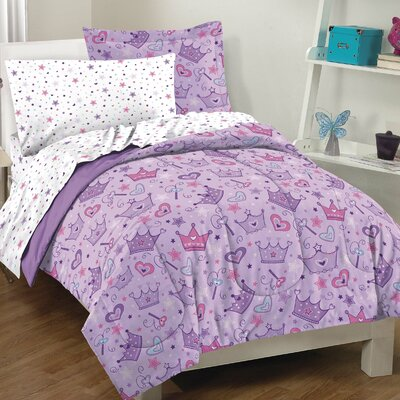 Stars and Crowns Bed Set by Dream Factory