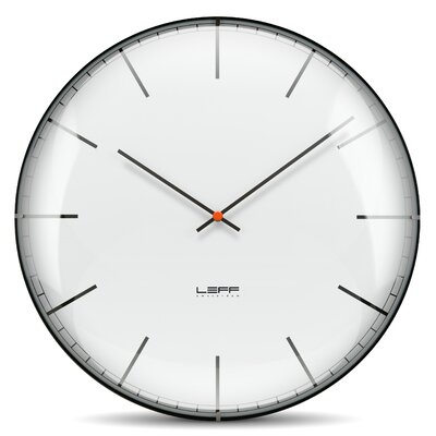 Leff Amsterdam One45 Wall Clock & Reviews