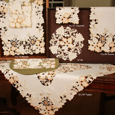 Forest Dining Linen Collection by Xia Home Fashions