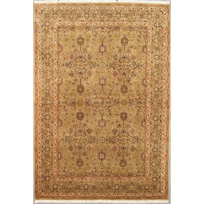 Tabriz Hand-Knotted Persian Style Area Rug by Pasargad