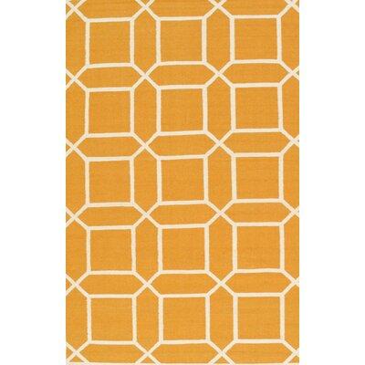 Pasargad Sahara Orange/Ivory Area Rug