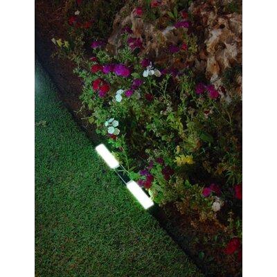 Gama Sonic Baytown Planter-Base Solar Lamp Post and Six-LED Lantern