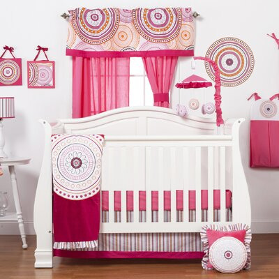 Sophia Lolita 3 Piece Crib Bedding Set by One Grace Place