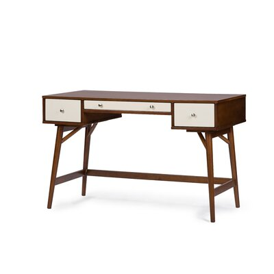 Baxton Studio Dunkirk Writing Desk by Wholesale Interiors