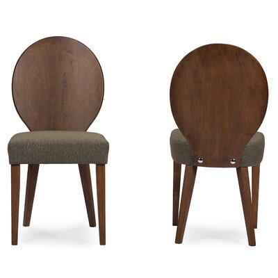Baxton Studio Olivia Side Chair by Wholesale Interiors