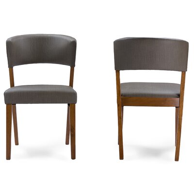 Baxton Studio Montreal Side Chair by Wholesale Interiors