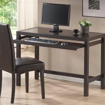 Wholesale Interiors Baxton Studio Mesa Computer Desk and Parson Chair Set