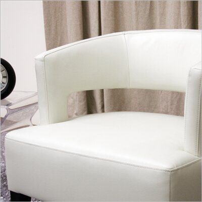 Wholesale Interiors Baxton Studio Chair in White