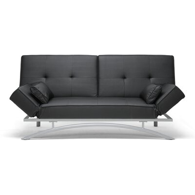 Baxton Studio Sawyer Modern Futon by Wholesale Interiors
