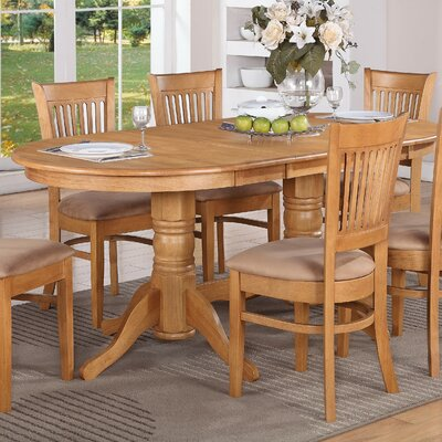 Vancouver Extendable Dining Table by East West