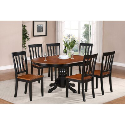 Avon Extendable Dining Table by Wooden Importers